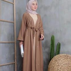 Tiffani dress brown