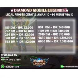 DIAMOND MOBILE LEGENDS