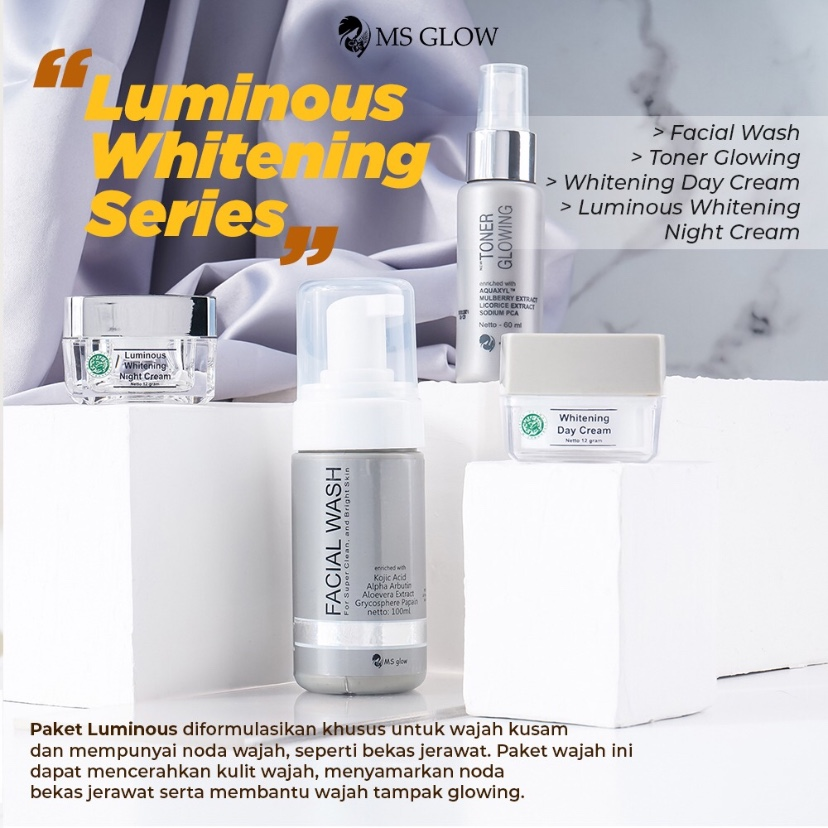 Luminous Whitening Series